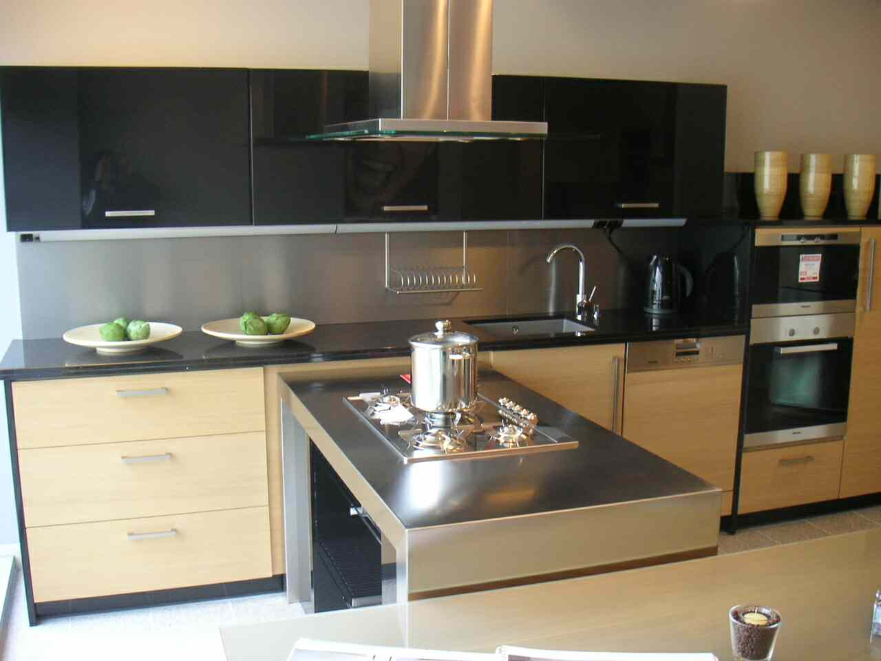 k chenhaus w chtersbach. Black Bedroom Furniture Sets. Home Design Ideas